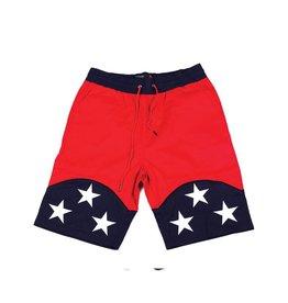 Hudson Patriotic Shorts