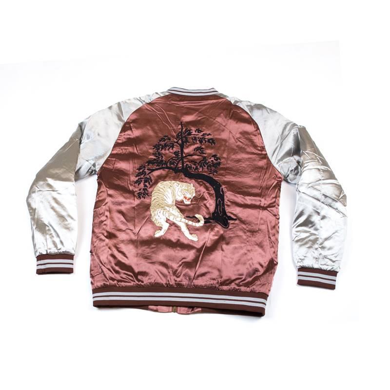 Tiger Souvenir Jacket