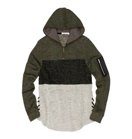 Reason Randolf 3/4 Zip Pullover