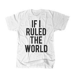 Made Kids Rule The World Tee