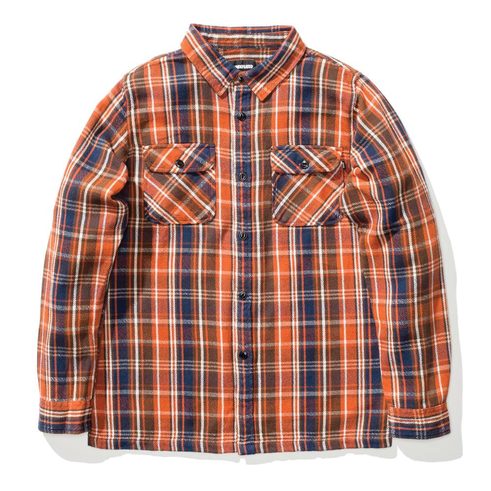 Undefeated Plaid Flannel