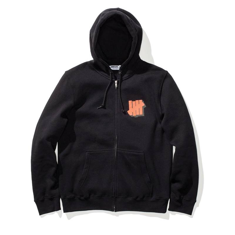 Undefeated Undefeated Shadowed Strike Zip Hood