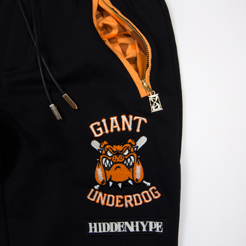 Giant Underdog Joggers By Hidden Hype