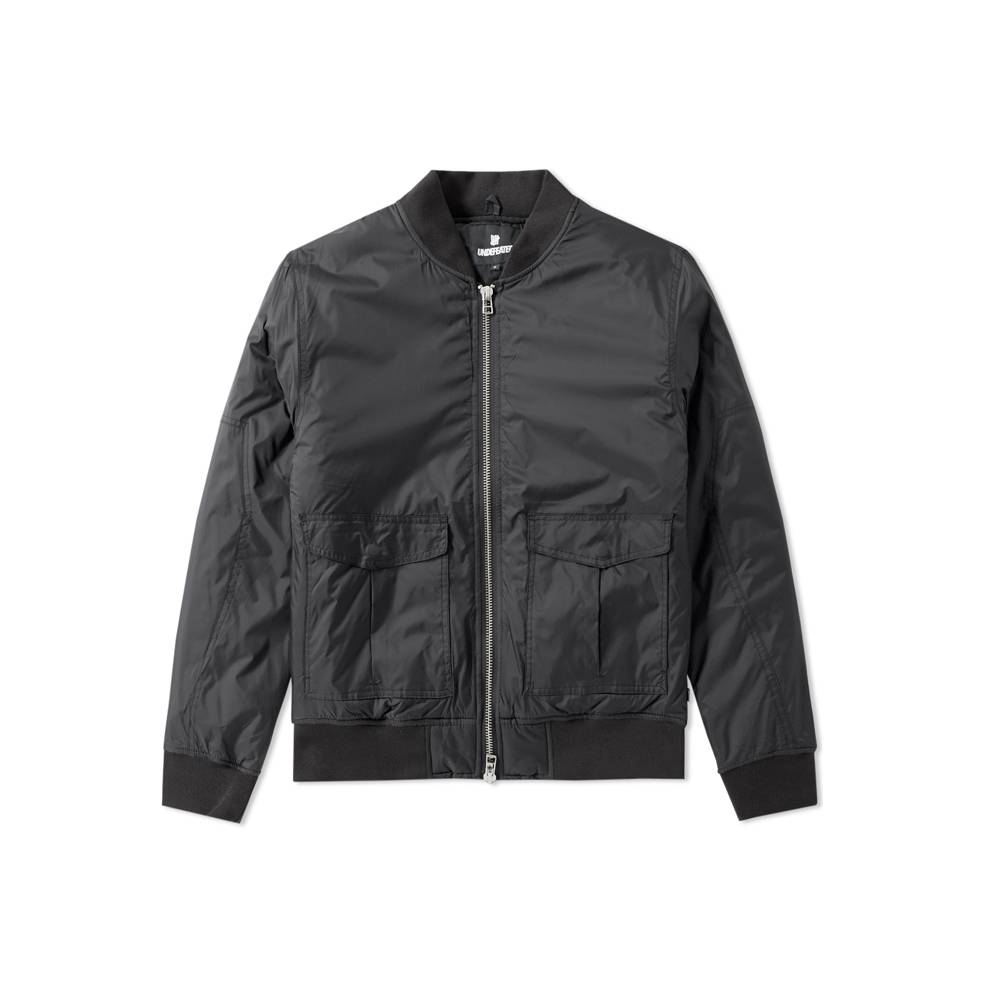 Undefeated Nylon Stratus Bomber Jacket