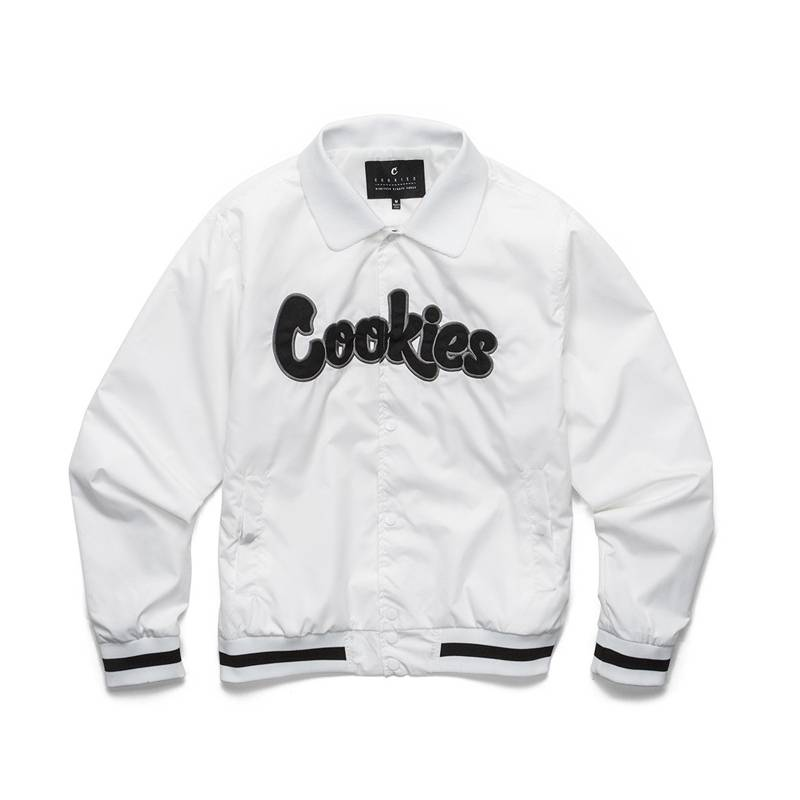 Cookies Cookies Or Better Nylon Coach Jacket