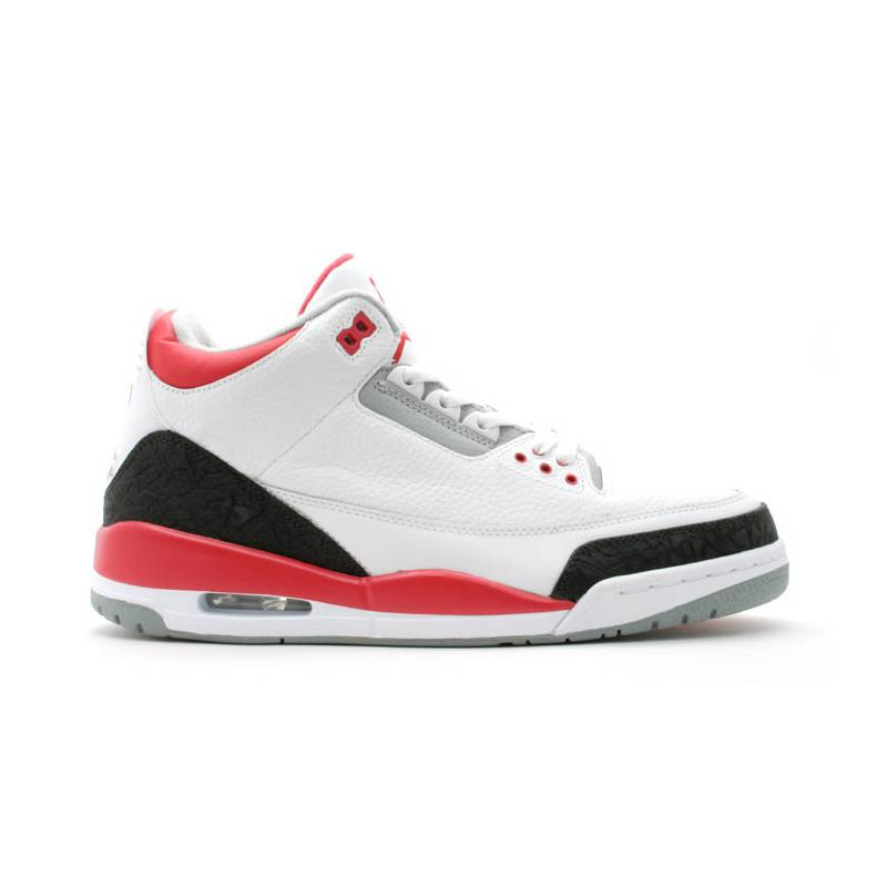 "Jordan Retro 3 ""Fire Red"""