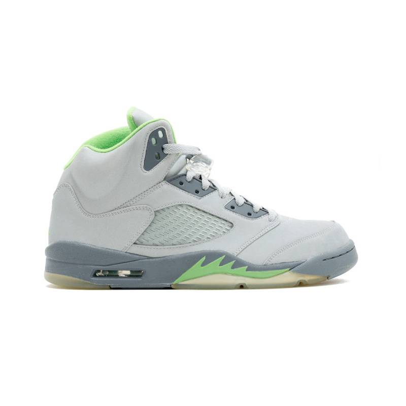 "Jordan Retro 5 ""Green Bean"" U"
