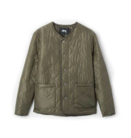 Stussy Quilted Military Jacket 1