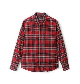 Stussy Stussy Double Brush Flannel