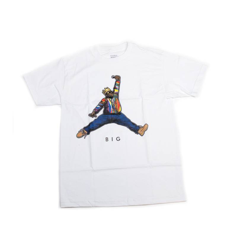 Retro Kings Big Jumpman Tee