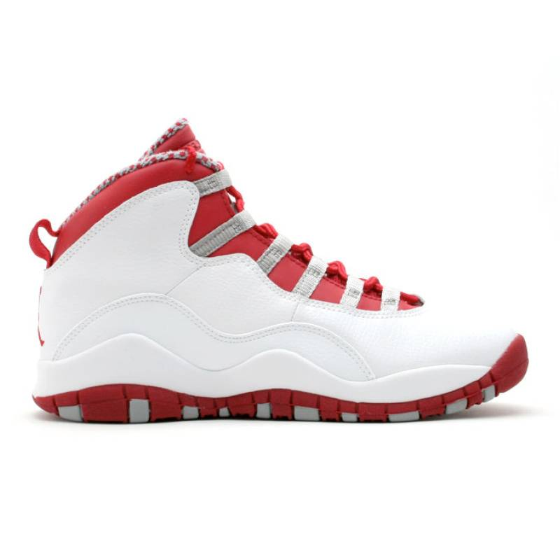 "Jordan Retro 10 ""Red Steel"" GS U"