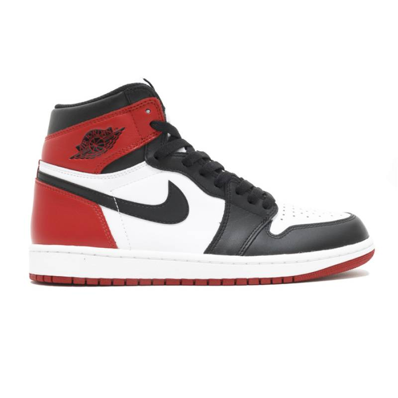 """Jordan Retro 1 """"Black Toe"""""""