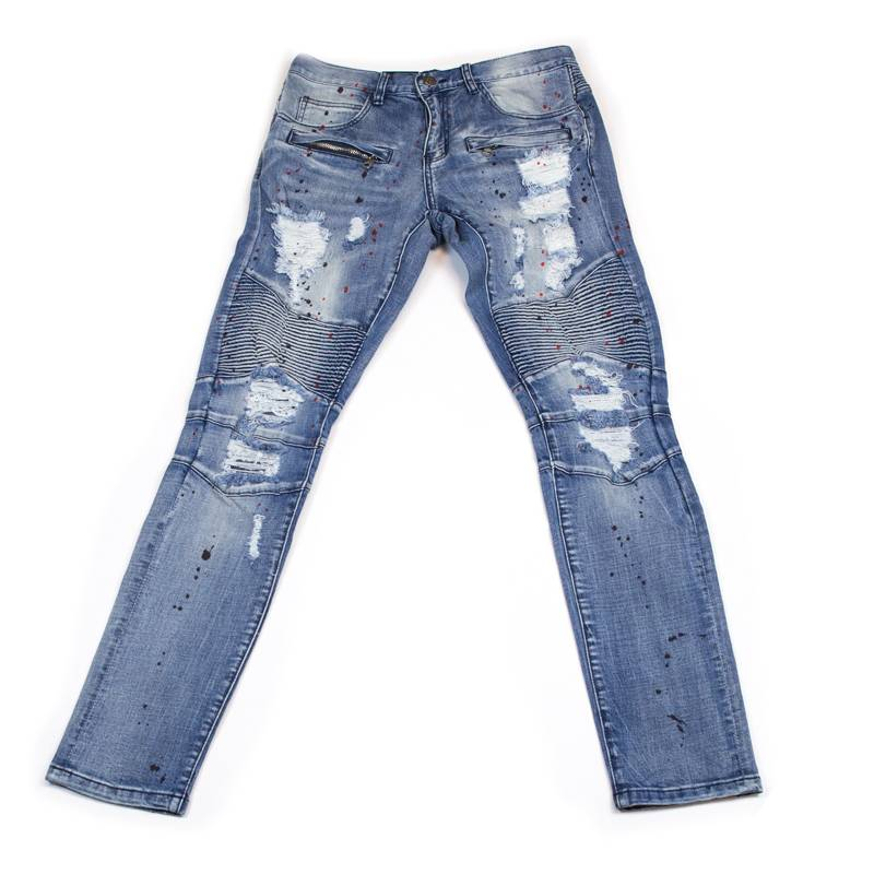 Embellish NYC Susi Biker Denim