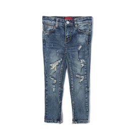 Haus Of Jr Ryder Ripped Denim