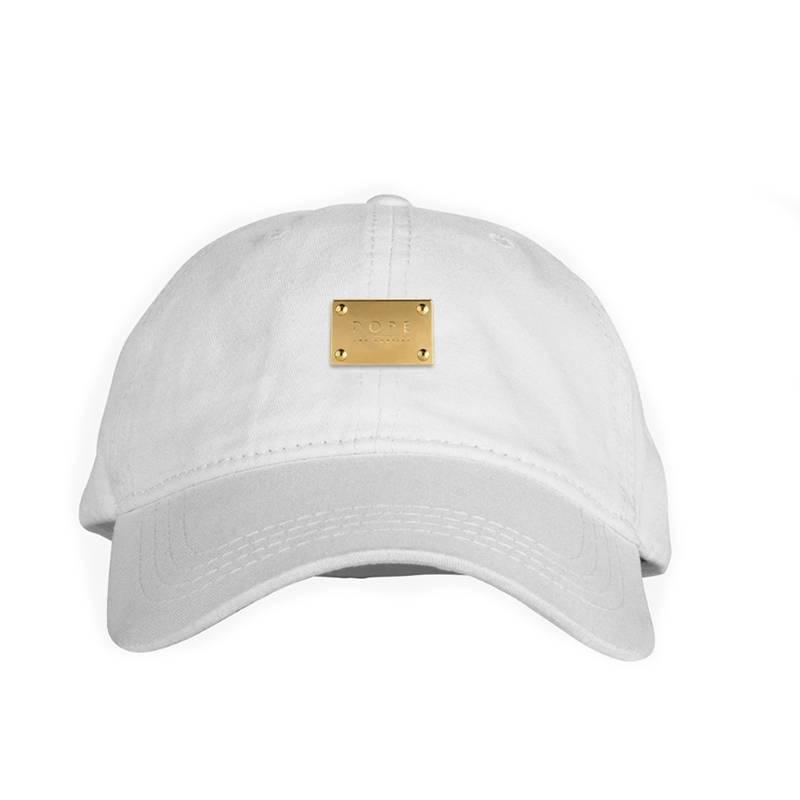 Dope Metal Plate Dad Hat