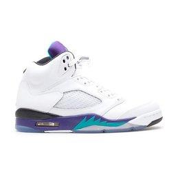 "Jordan Retro 5 ""Grapes"""