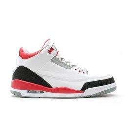 "Jordan Retro 3 ""Fire Red"""
