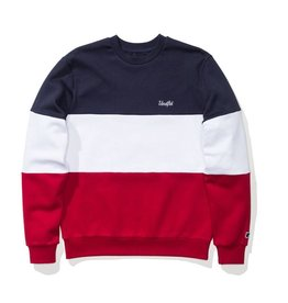 Undefeated Undefeated Paneled Fleece Crew