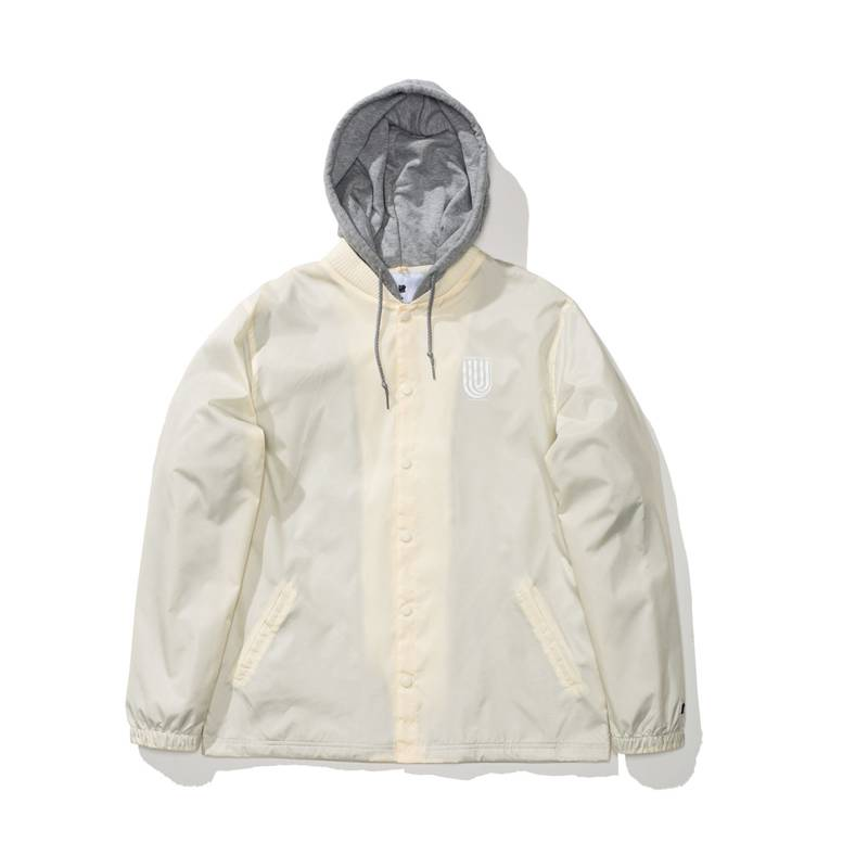 Undefeated Hooded Coach Jacket