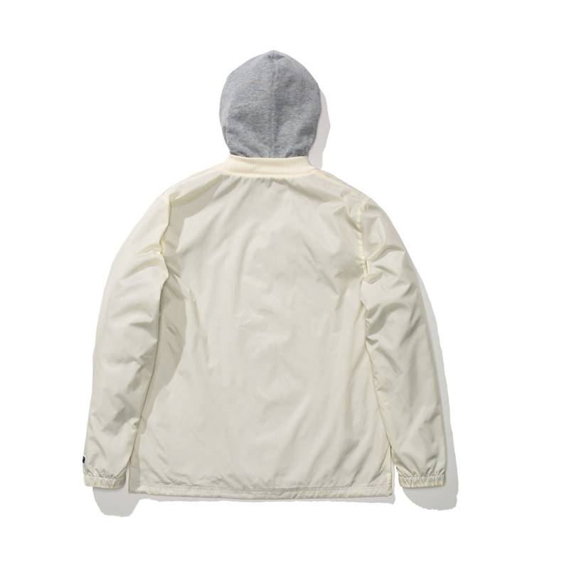 Undefeated Undefeated Hooded Coach Jacket