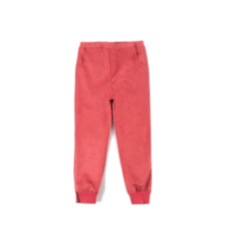 Haus Of Jr Newton Suede Sweatpants