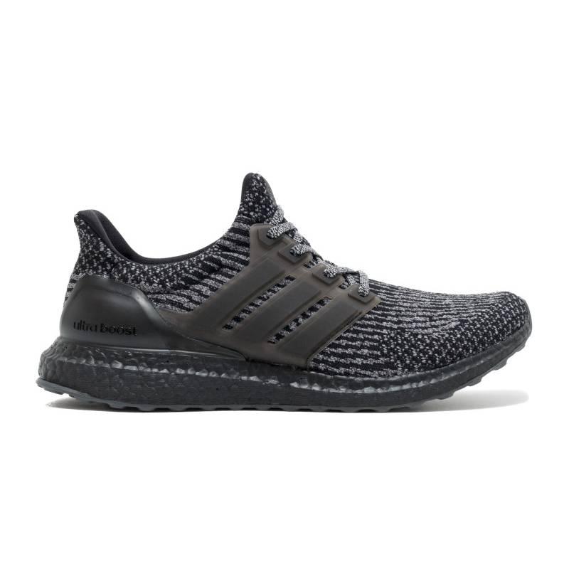 "Adidas Ultraboost ""Black/Silver"""