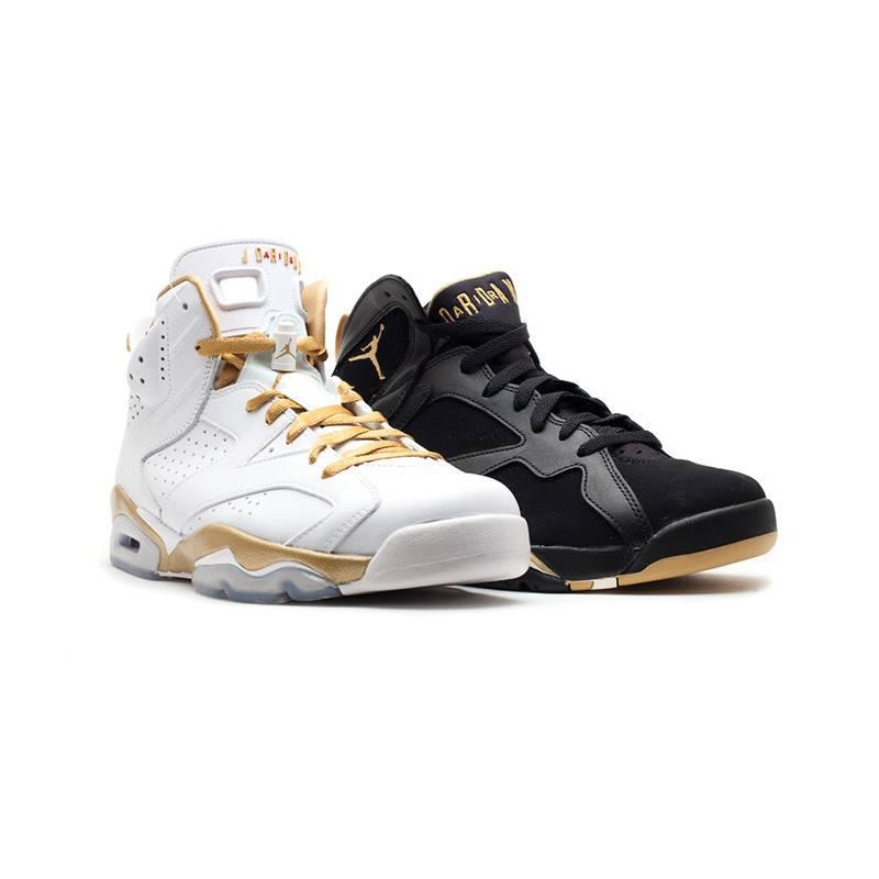 Jordan GMP Pack (2 pairs 6/7)