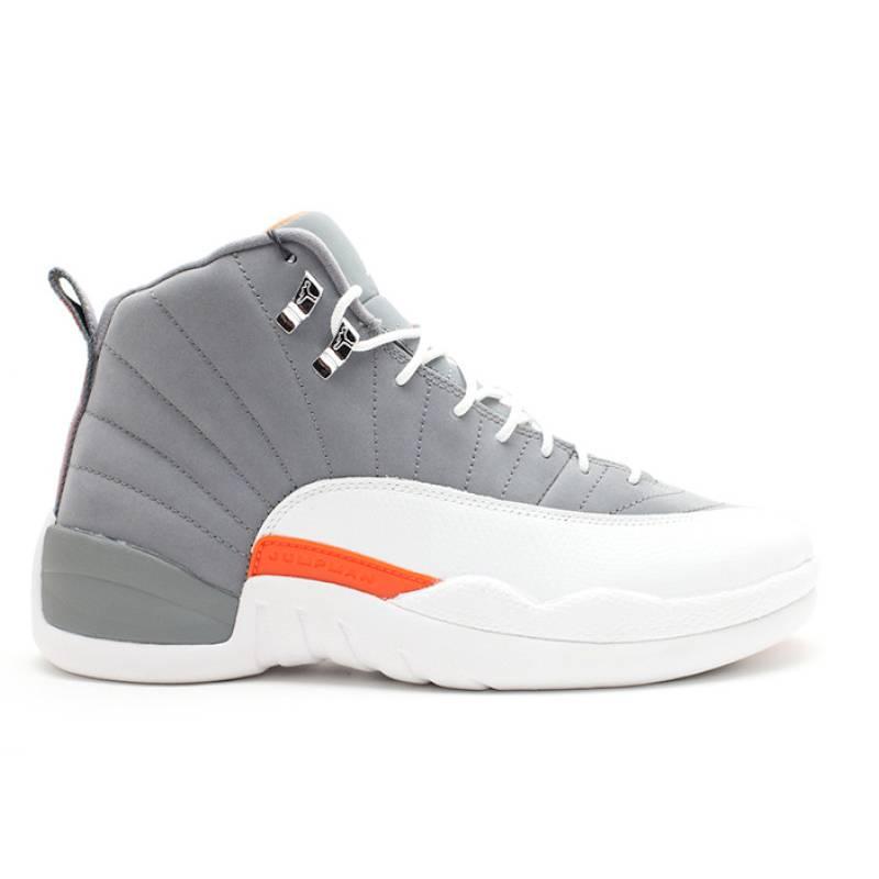 "Jordan Retro 12 ""Cool Grey"""