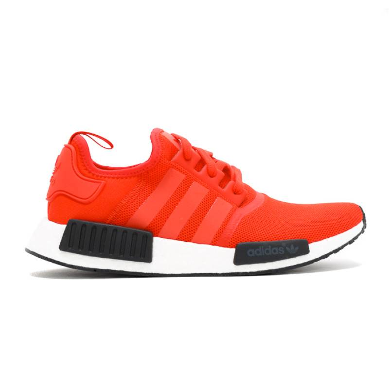 """Adidas NMD """"Clear Red"""""""