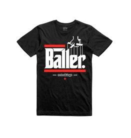 Retro Kings God Baller Tee