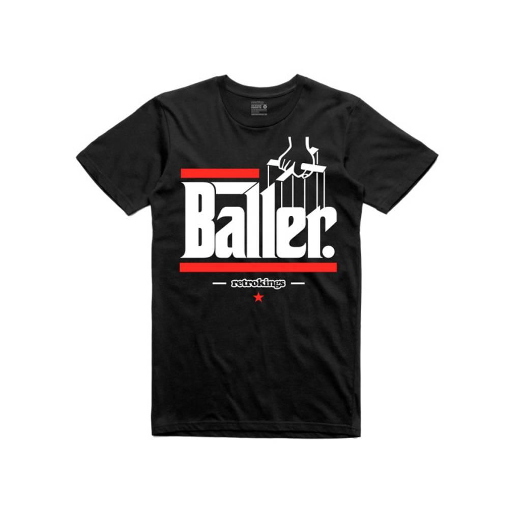 Retro Kings Baller Tee