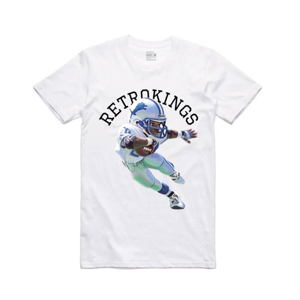 Retro Kings Barry Toon Tee