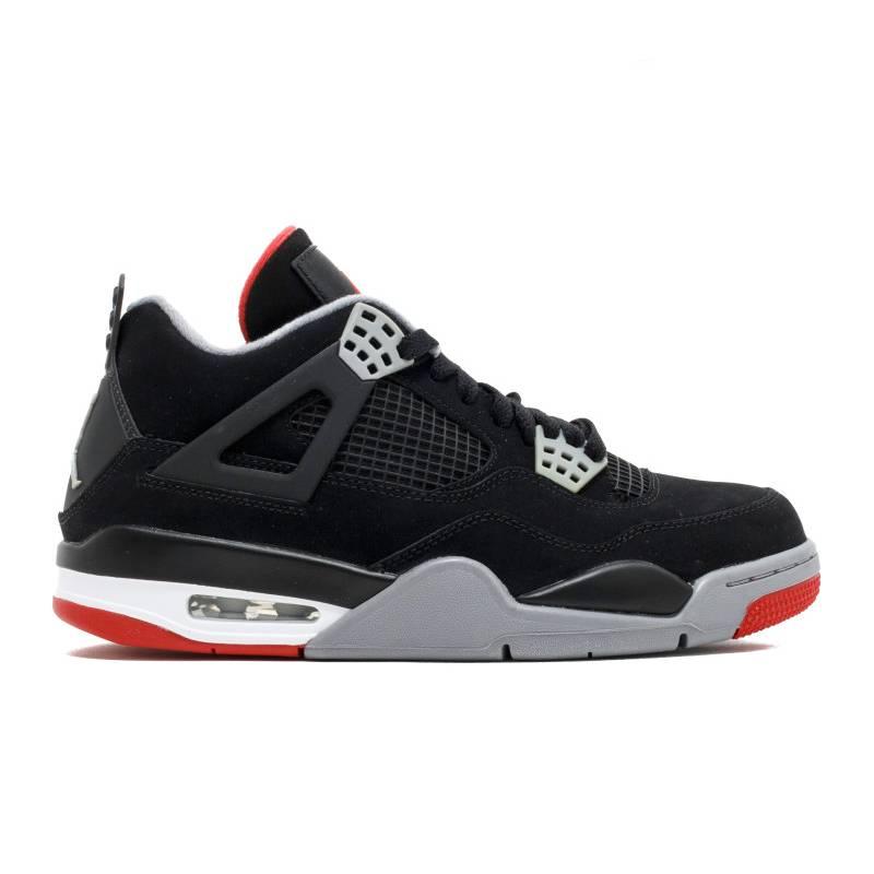 "Jordan Retro 4 ""Bred"" GS"