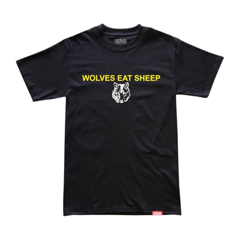 The Ground Up Wolves Eat Sheep Tee