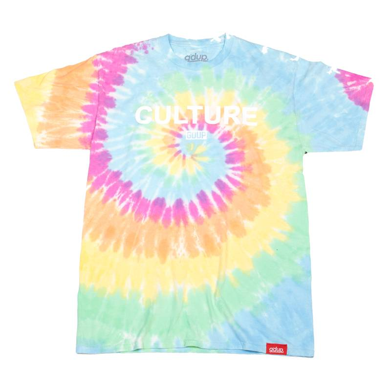 The Ground Up Culture Tie Dye Tee