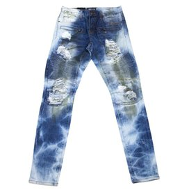 Embellish NYC Carl Biker Denim