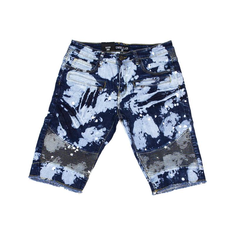 Embellish NYC Felipe Biker Shorts