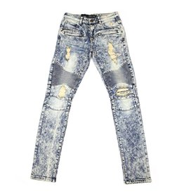 Embellish NYC Alfredo Biker Denim