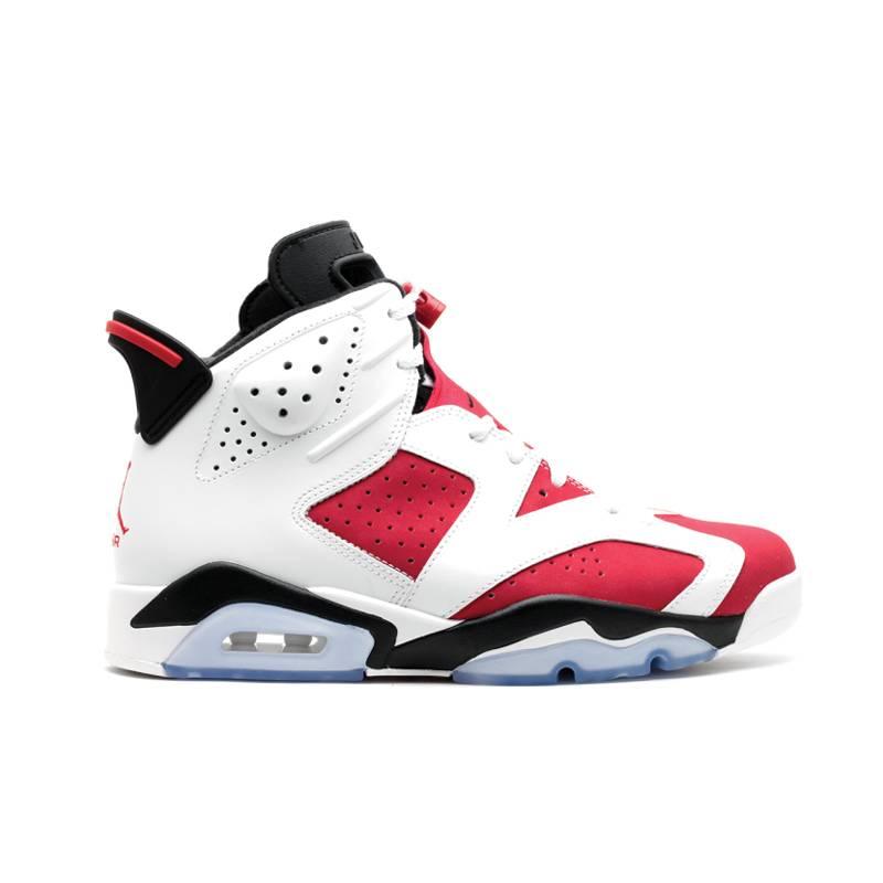 """Jordan Retro 6 """"Carmine"""""""