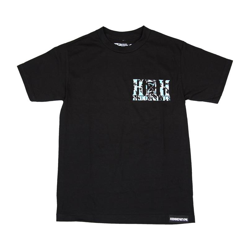 Hidden Hype H Camo Shoulder Tee