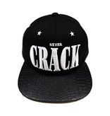 Hidden Hype Never Crack Snapback