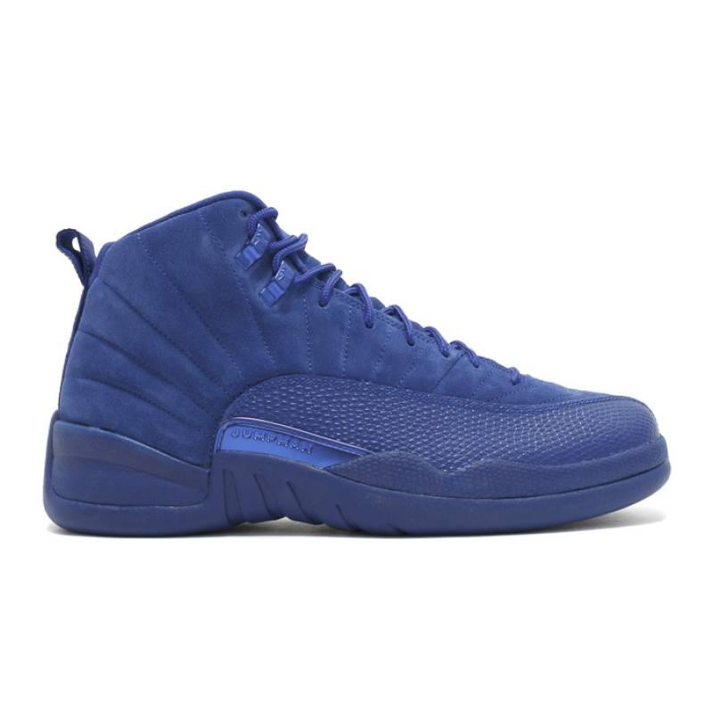"Jordan Retro 12 ""Blue Suede"""