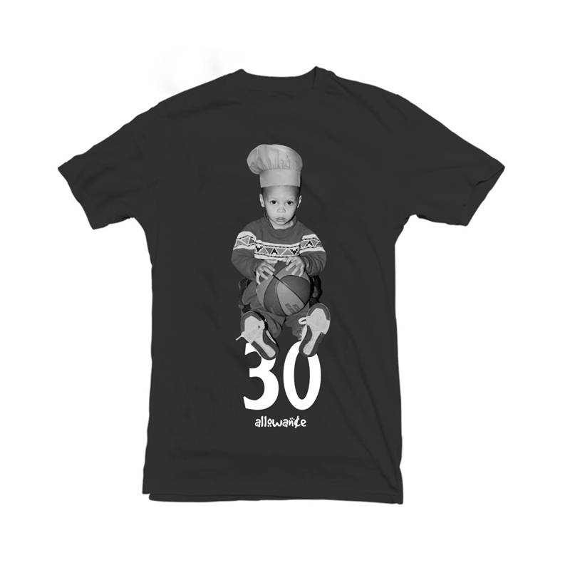 Allowance Baby Steph Tee