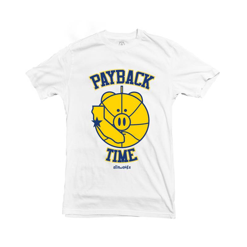 Allowance Payback Time Tee