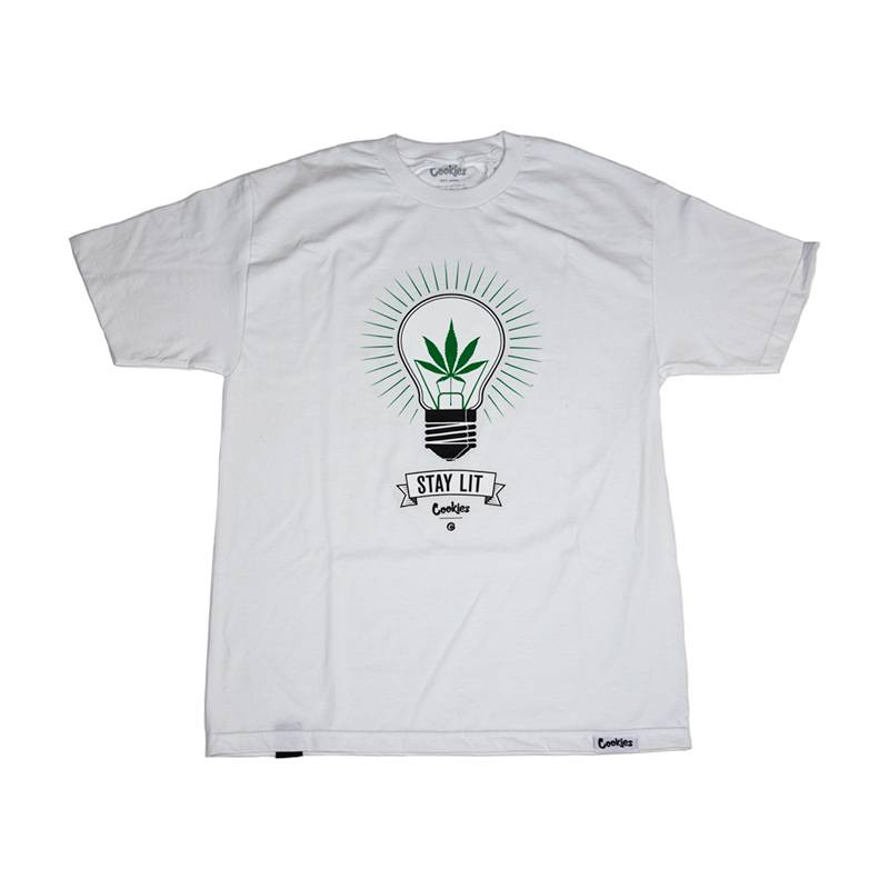 Cookies Stay Lit Tee