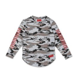 Haus Of Jr Morris Camo L/S