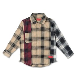 Haus Of Jr Dontae Tritone Flannel