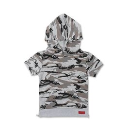 Haus Of Jr Camo Jordan S/S