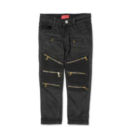 Haus Of Jr Pucci Zip Denim