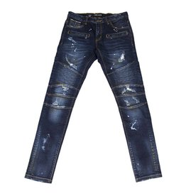 Embellish NYC Edwin Biker Denim